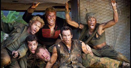 """TV-Tipp """"Tropic Thunder"""": Starbesetzung in köstlicher Kriegsfilm-Satire"""