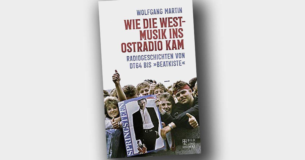 """Von der Oma oder Frank Schöbel geschmuggelt: """"Wie die Westmusik ins Ostradio kam"""""""