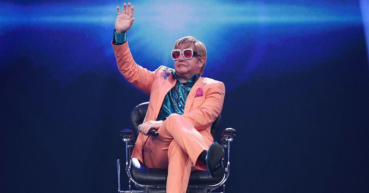 RTL-Maskenball: Wolfram Kons als Elton John enttarnt