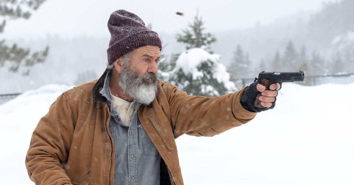 """Mel Gibson ist """"Fatman"""": Weihnachten wird zurückgeschossen!"""