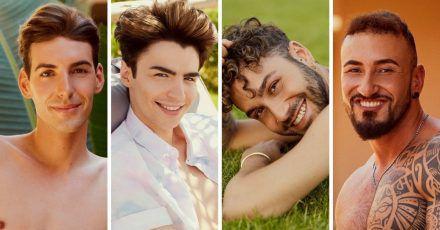 """Prince Charming"": Das sind die Singles Adrian, Andrea, Arne & Benedetto"