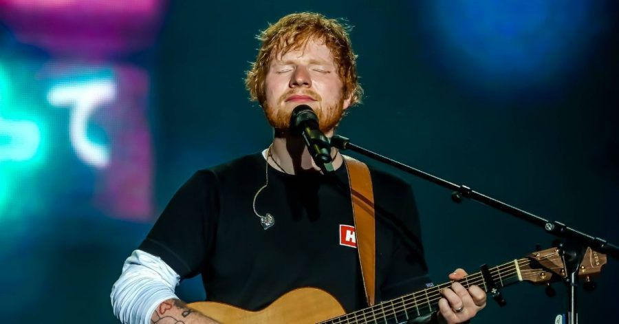Ed Sheeran hat jetzt seinen eigenen Wald