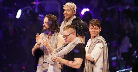 """Tokio Hotel: So anders klingt die neue """"Durch den Monsun""""-Version"""