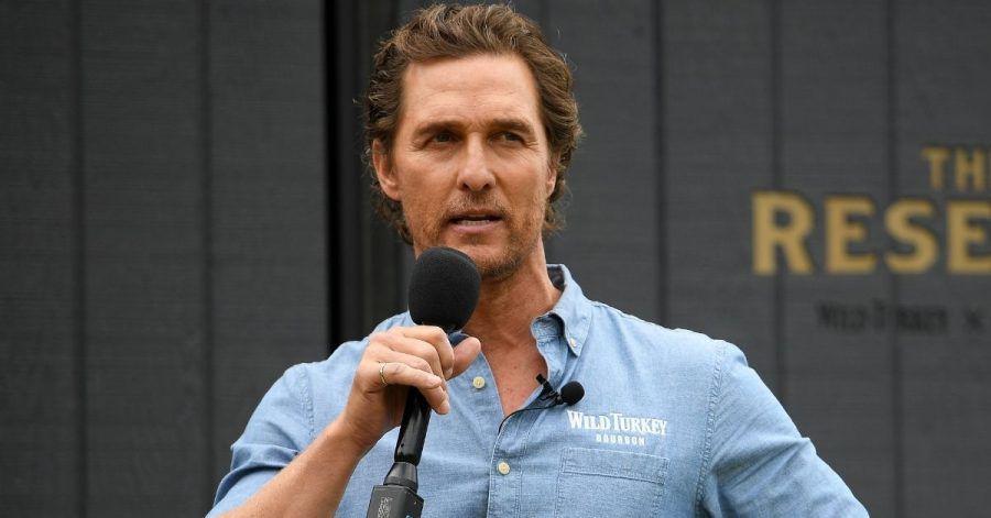 Matthew McConaughey wollt für diesen lausigen Job Karriere opfern