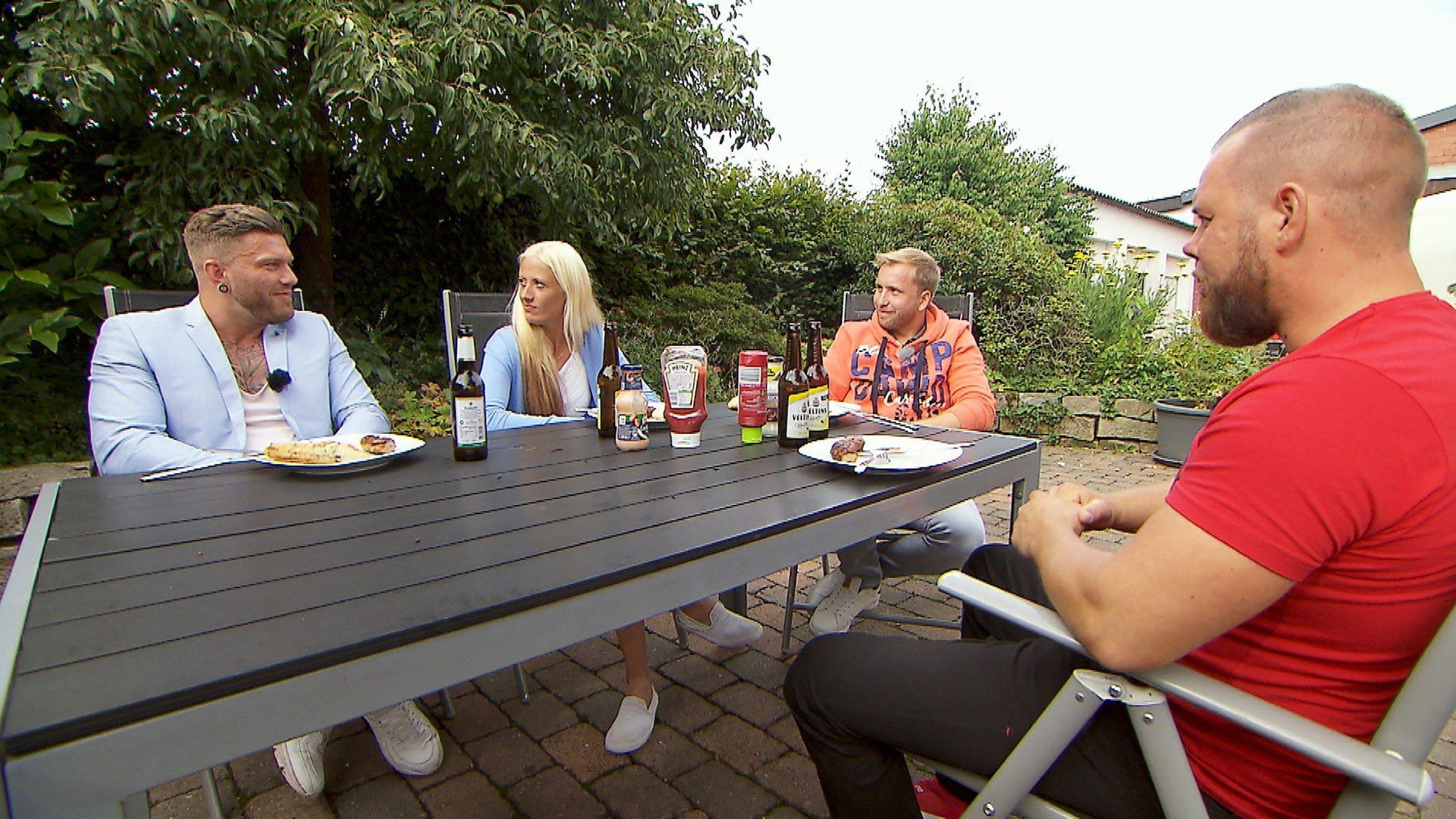 """""""Bauer sucht Frau"""": Erobert Rinderzüchter Lutz seine Damen im Kilt?"""