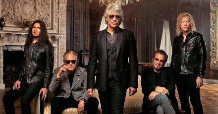 """Unser Interview mit Jon Bon Jovi: """"Ich bin nicht der fette Elvis"""""""
