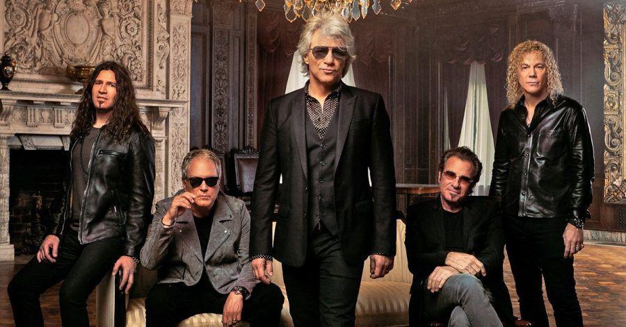 """Albumkritik: Bon Jovi werden mit """"2020"""" politisch"""