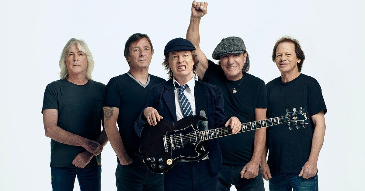 AC/DC: Neues Album kommt Mitte November mit diesen Songs