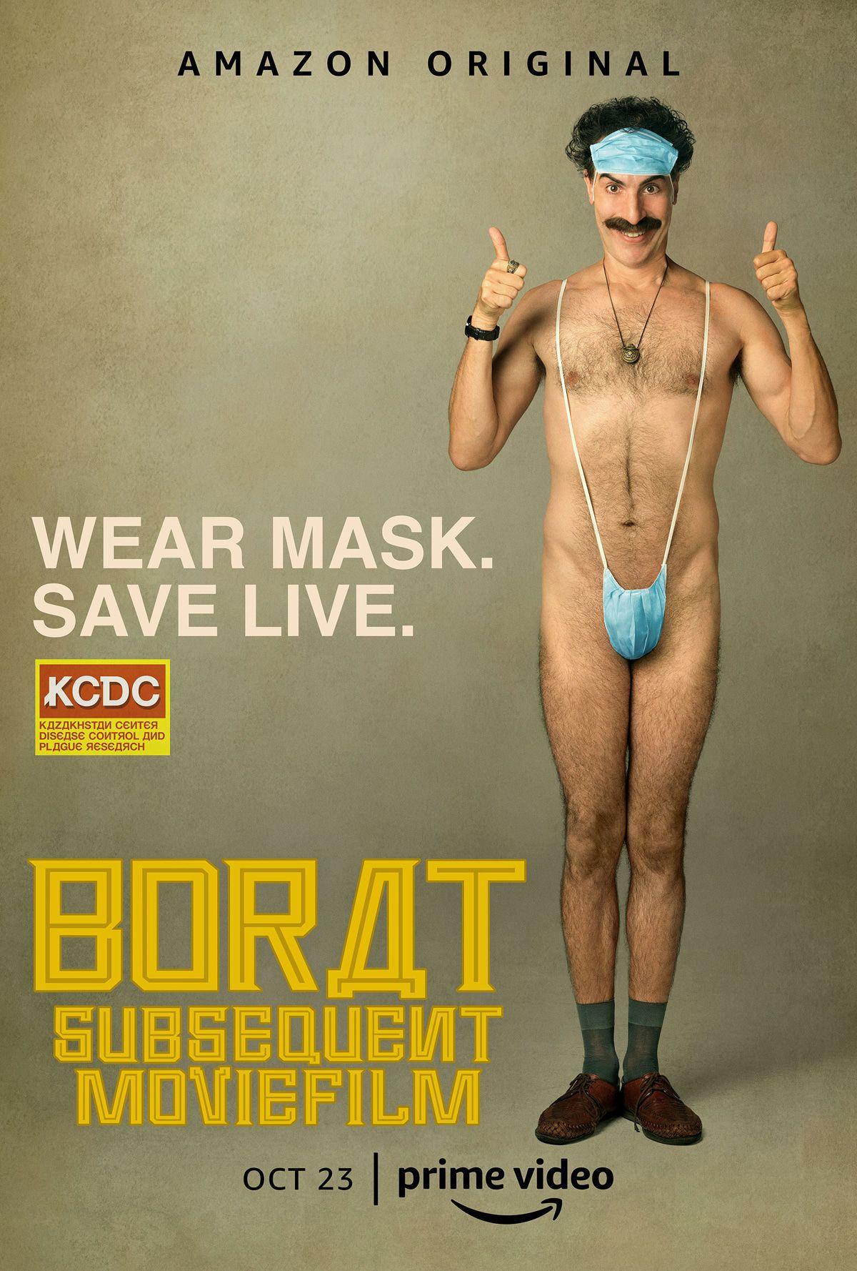 Borat ist zurück! Hier ist der erste Trailer!