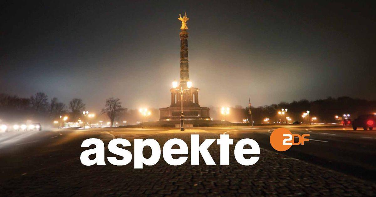"55 Jahre ""Aspekte"" - ZDF-Kulturmagazin im Wandel"