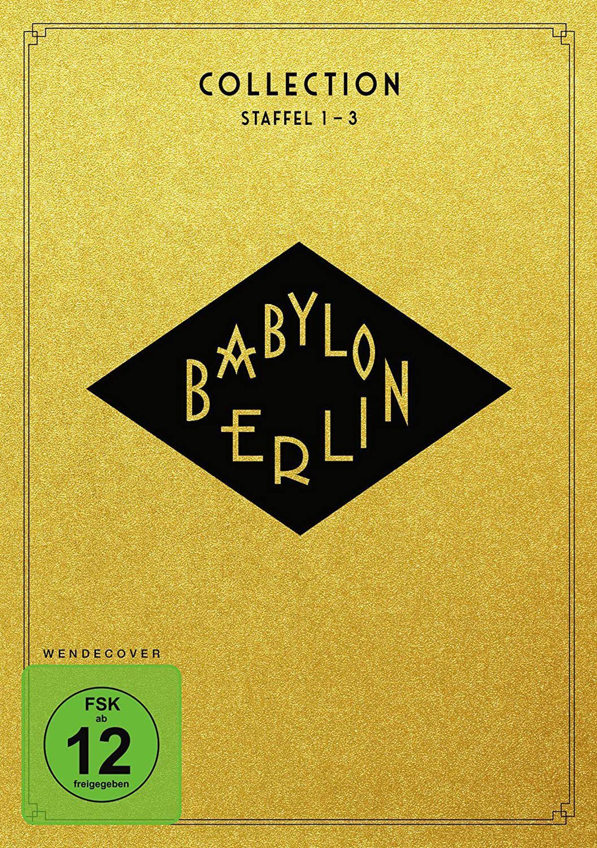 """""""Babylon Berlin"""": Im Netz ein Hit - wir verlosen auch die 3. Staffel als DVD-Box"""
