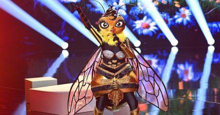 The Masked Singer: Die Biene - Das Video!