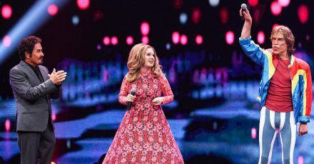 Big Performance: Diese Stars stecken hinter Adele, Mick Jagger und Tom Jones