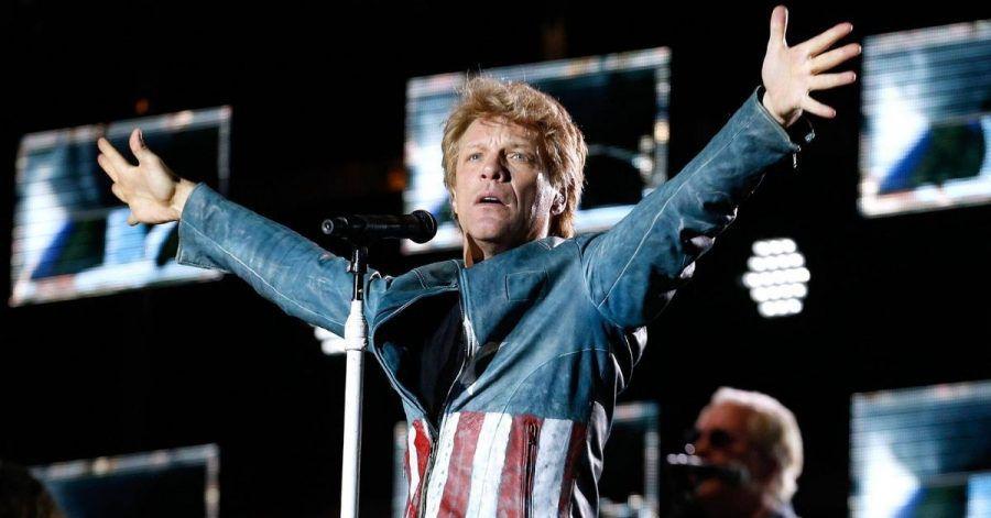 """Bon Jovi stinksauer: """"Die schaffen es nicht mal ein Stück Papier über der Nase zu tragen"""""""