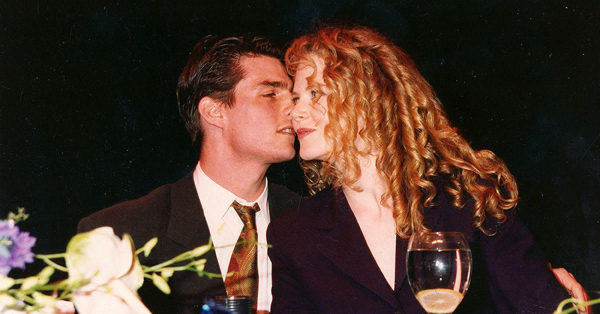 """Nicole Kidman über Tom Cruise: """"Wir waren glücklich."""""""