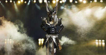 The Masked Singer: Der Anubis - Das Video!