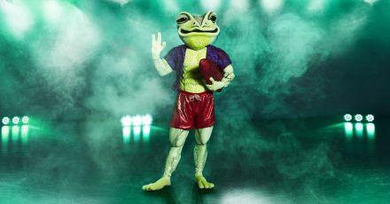 The Masked Singer: Der Frosch - Das Video!