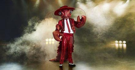 The Masked Singer: Der Hummer - Das Video!