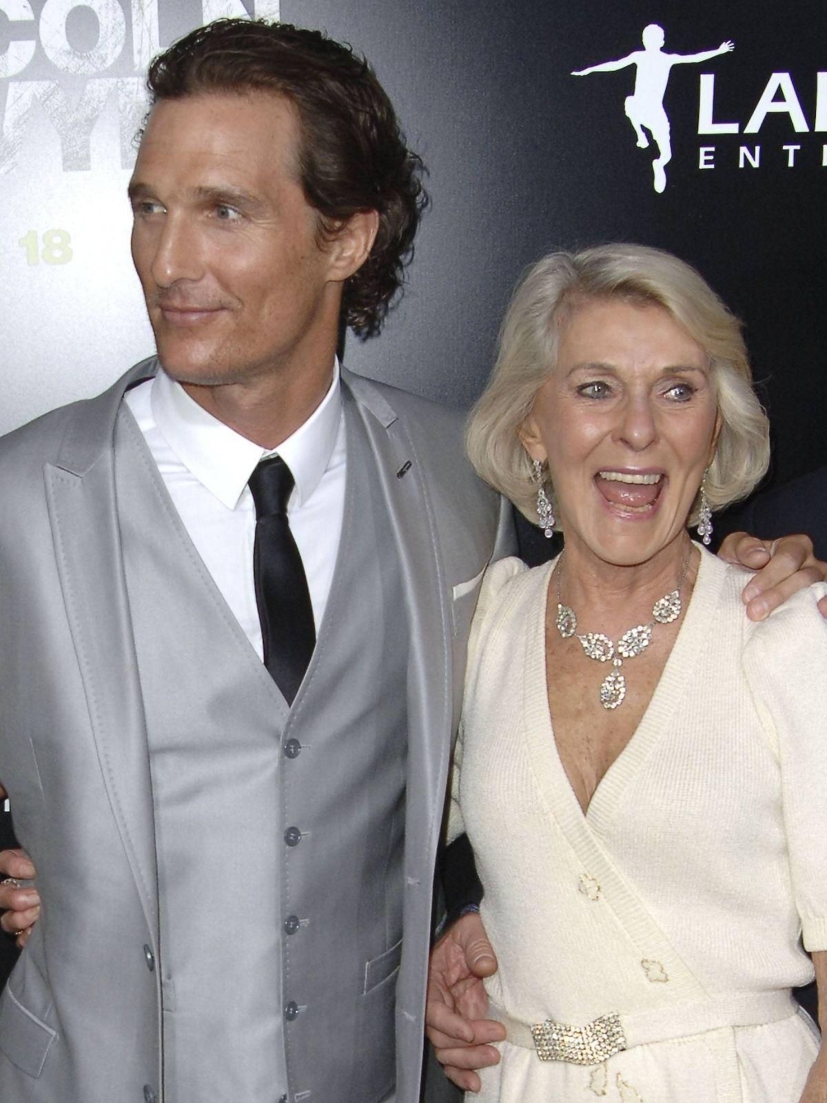 Matthew McConaughey wurde als Teenager zweimal sexuell missbraucht