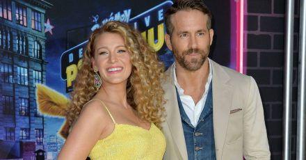 Blake Lively: Bittersüße Geburtstagsgrüße für Ehemann Ryan Reynolds