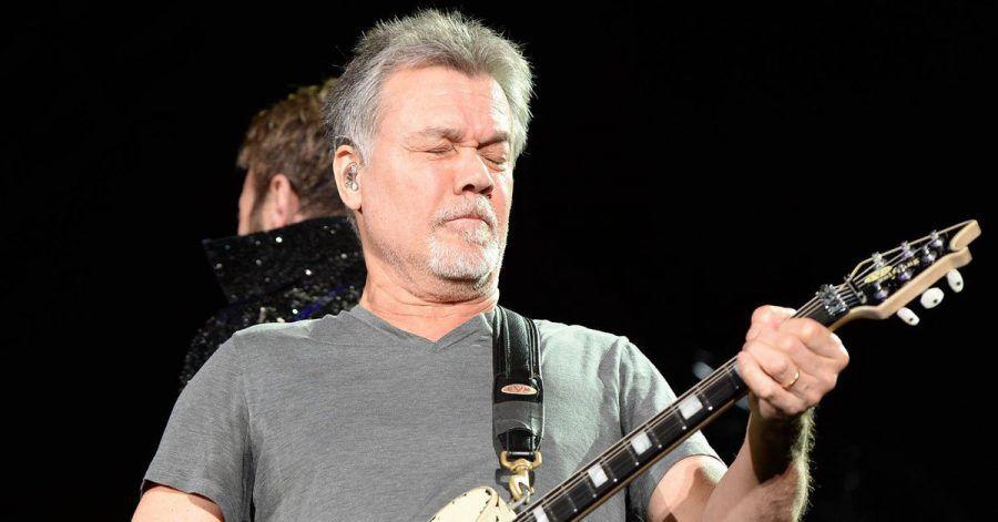 1955-2020: Eddie Van Halen ist tot