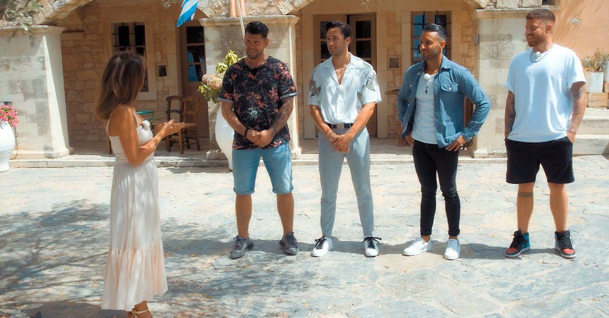"""""""Bachelorette"""": Spielt Ioannis ein falsches Spiel?"""