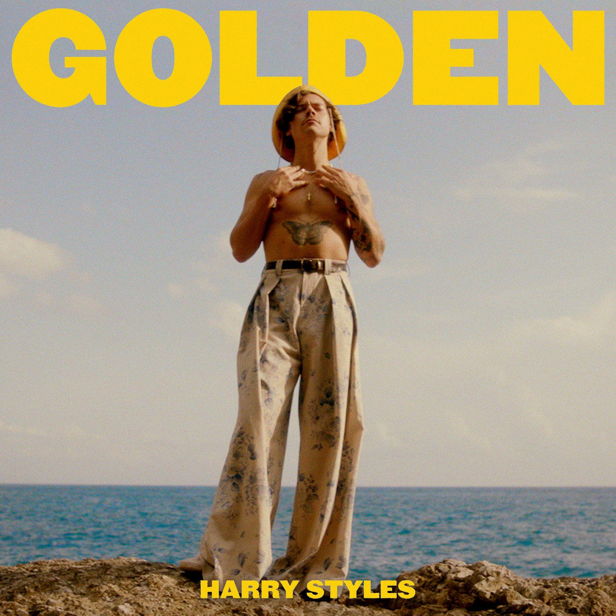 """Harry Styles: Das ist sein Musikvideo zum Song """"Golden"""""""