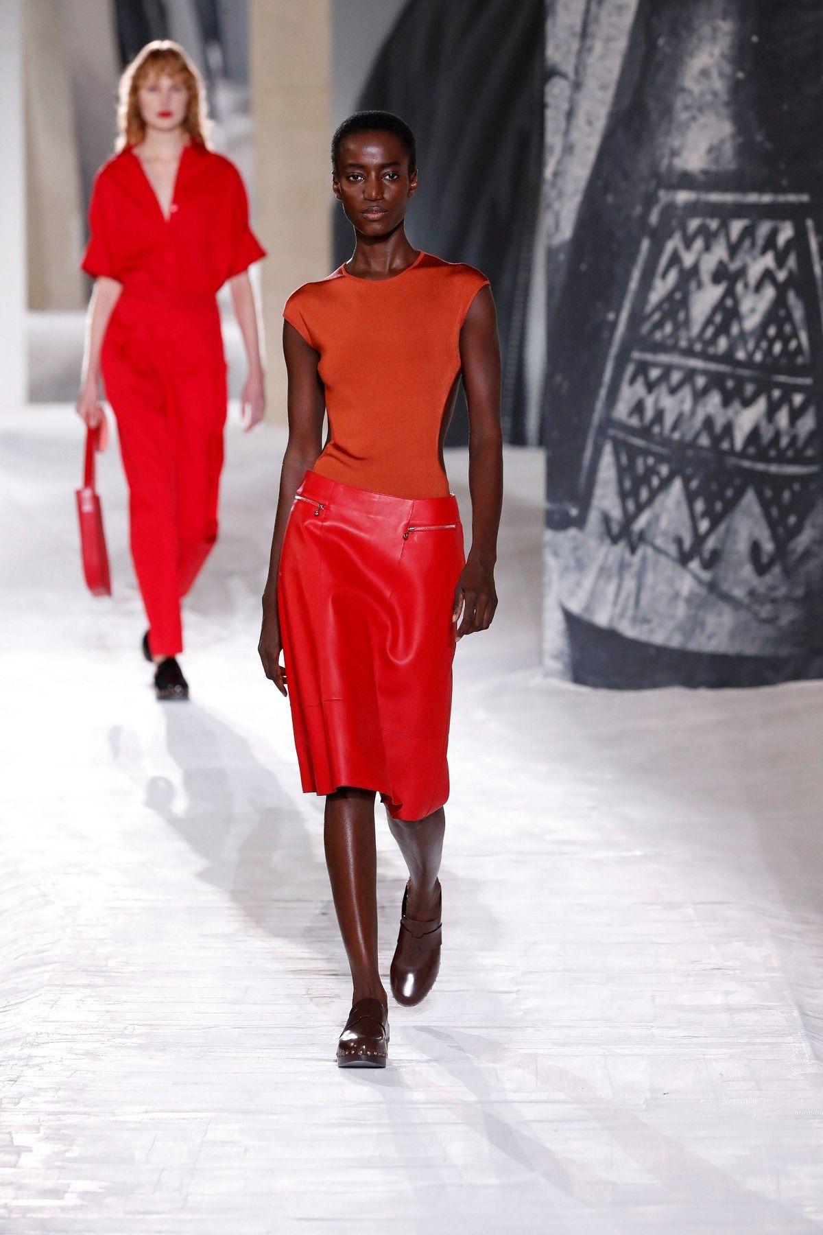 Die vier wichtigsten Modetrends von der Paris Fashion Week