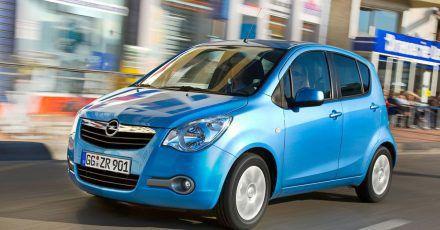 Viel Platz im kleinen Wägelchen: Der Opel Agila gilt als geräumiger und wendiger Microvan.