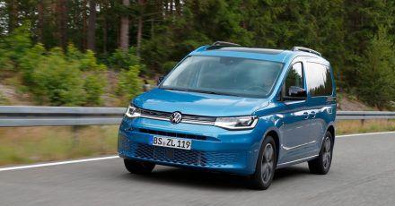 Mit der fünften Generation wandelt sich der VW Caddy noch mehr zu einem modernen Familienauto: Er beruht nun auf demselben Baukasten wie der Golf und nutzt dieselbe Technik.