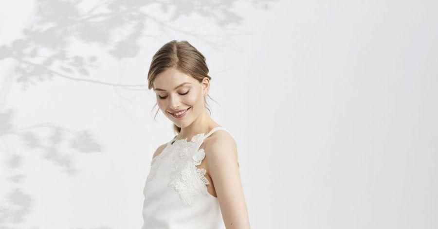 Viele Bräute wünschen sich für ihr Kleid ein Leben nach der Hochzeit, etwa als eingefärbtes Sommerkleid.