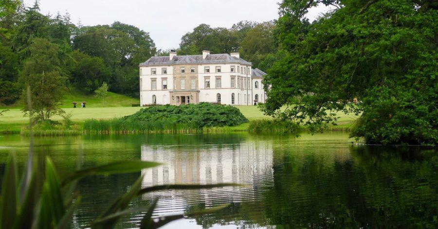 Montalto Estate liegt direkt an einem See, der Landsitz ist seit 2018 für die Öffentlichkeit zugänglich.