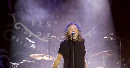 Robert Plant lässt mit einem neuen Album von sich hören.