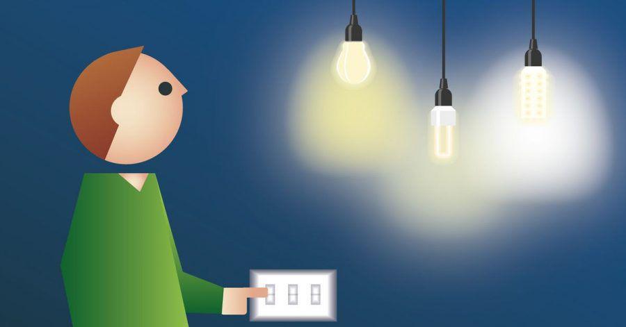 Die neue Lampe soll gemütliches Licht erzeugen und gleichzeitig energiesparend sein. Welche ist also die richtige Leuchte? Fünf Schritte sollte man beim Kauf beachten.