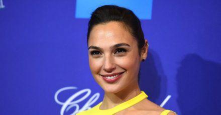 Die israelische Schauspielerin Gal Gadot kommt 2018 zum Internationalen Filmfestival in Palm Springs in denUSA.