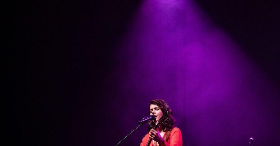 Die Ehe mag zerbrochen sein, die Musik aber ist geblieben:Katie Melua.