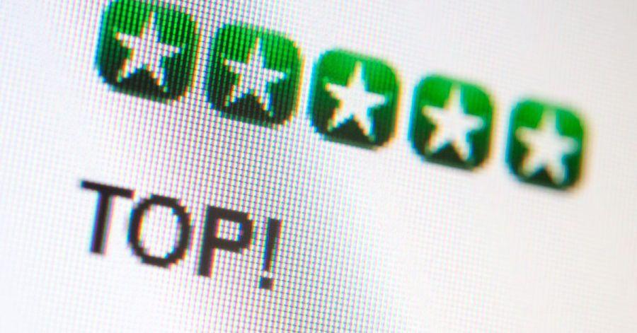 Zum Themendienst-Bericht vom 13. Oktober 2020: Sterne-Bewertungen sind im Internet ganz normal. Sie müssen allerdings transparent sein.