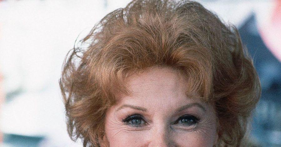 Rhonda Fleming ist im Alter von 97 Jahren gestorben. (Archivbild von 1981).