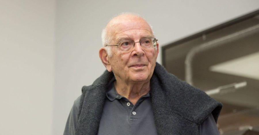 Der Fotograf Frank Horvat (2015).
