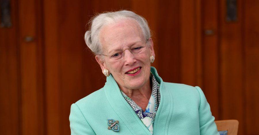 Königin Margrethe von Dänemark geht mit der Zeit.
