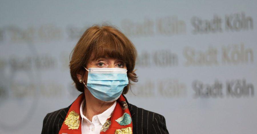Oberbürgermeisterin Henriette Reker und der Karnevalsauftakt:«Diesmal wird nicht gefeiert.»