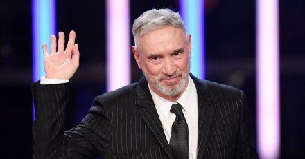 Regisseur Roland Emmerich erhält 2019 bei der Verleihung des Bayerischen Filmpreises im Prinzregententheater eeine Auszeichnung.