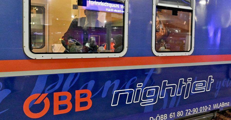 Von Österreich oder der Schweiz nach Deutschland werden vorerst kaum noch Nachtzüge fahren. Lediglich die Verbindung zwischen Wien und Berlin bleibt weiter bestehen.