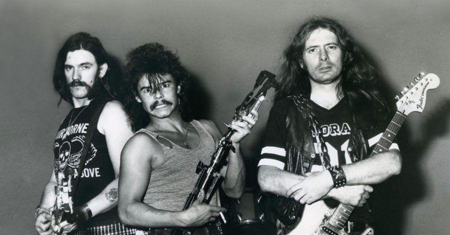 Wild:Motörhead im Jahr 1982.
