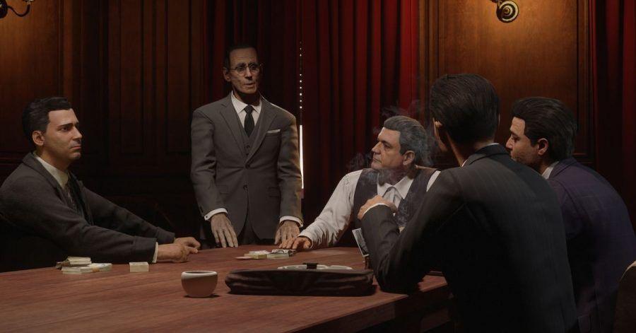 Familie zuerst: Der Protagonist von «Mafia» ist Tommy Angelo (links), der eher zufällig in die Welt des organisierten Verbrechens gerät.
