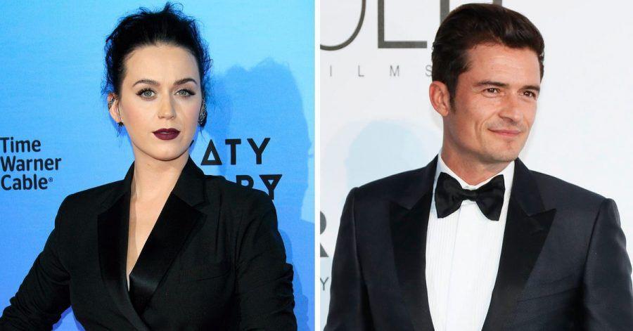 Katy Perry und Orlando Bloom wollen ihre Fans singend zur Wahlurne bringen.