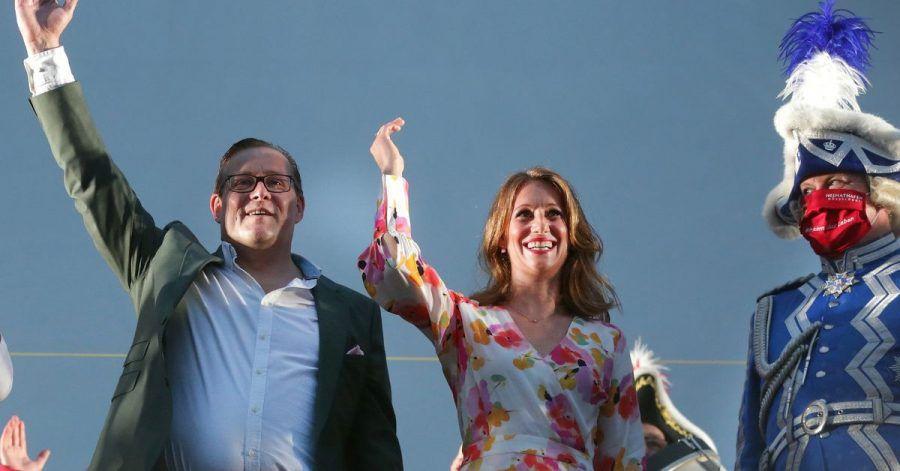 Das Düsseldorfer Karnevals-Prinzenpaar soll das närrische Volk für die Dauer von zwei Sessionen regieren.