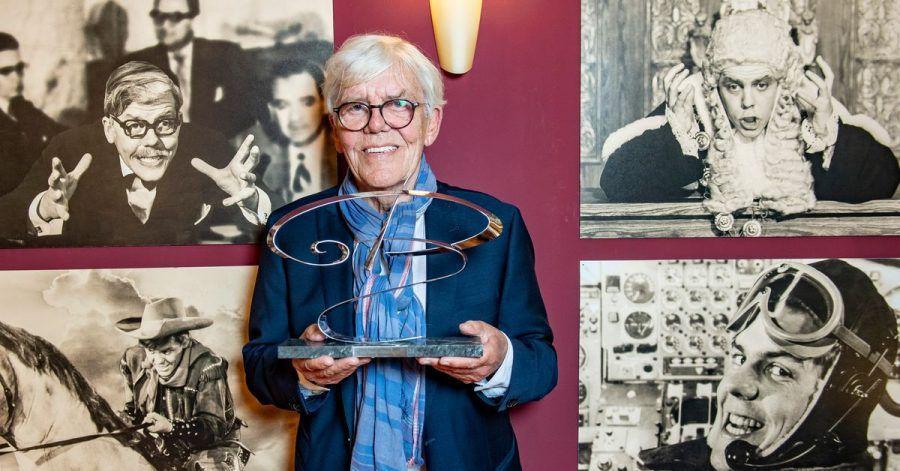 Peter Striebeck ist mit dem Götz George Preis 2020 ausgezeichnet worden.