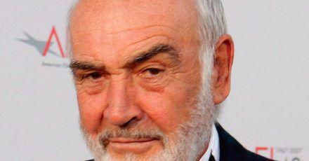 Der Schauspieler Sean Connery ist tot.