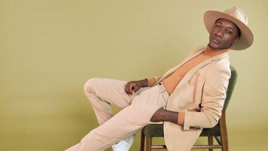 """Aloe Blacc hat nicht nur sein neues Album """"All Love Everything"""" genannt - die Worte sind für ihn auch eine Begrüßung für Familie und Freunde. (tae/spot)"""